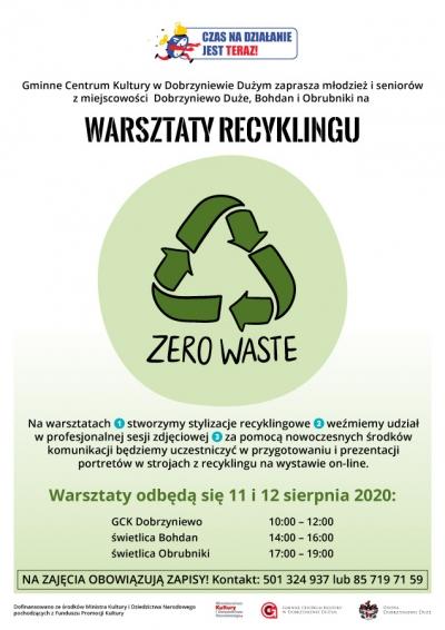 Warsztaty recyklingu